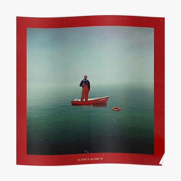 Lil Boat Lil Yachty Poster