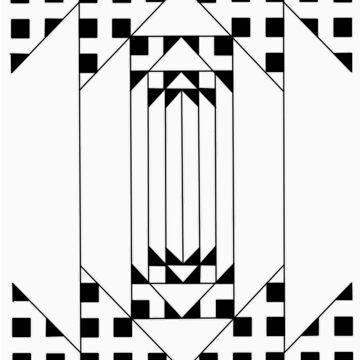 Eternal Checkerboard by kelbige