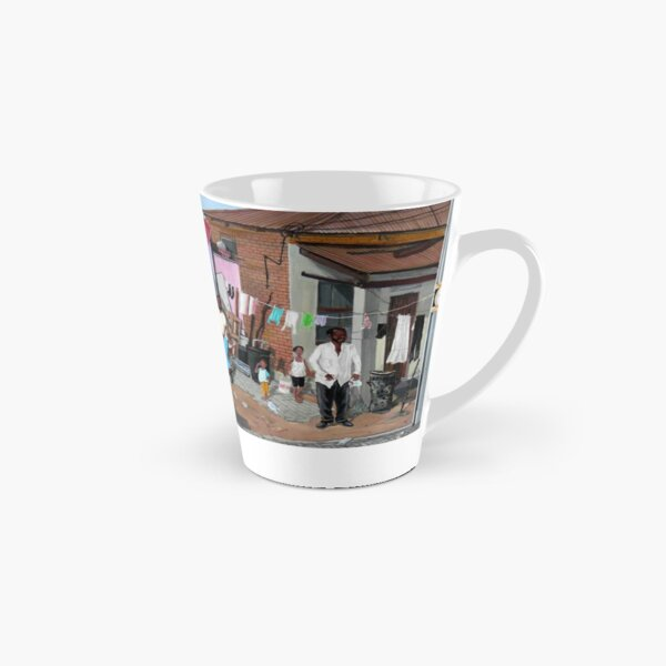 Tommy Machaba - Over at the Shebeen Tall Mug