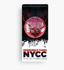 RB TAKES NYCC Canvas Print