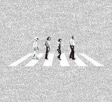 Top Gear Abbey Road | Unisex T-Shirt
