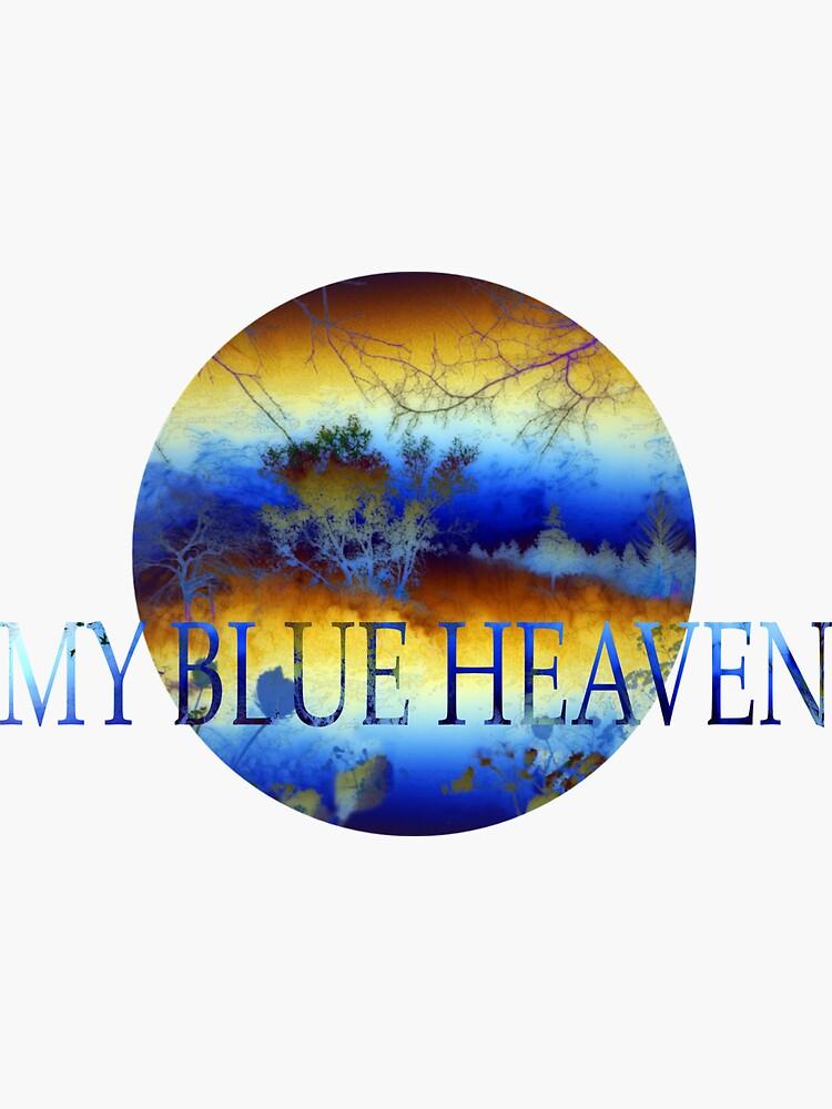 My blue heaven  by valzart