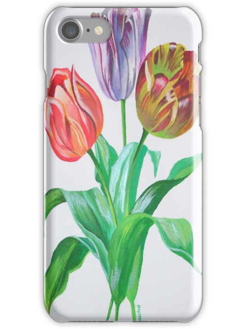 Tulip Trio by taiche