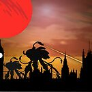 The War Of The Worlds by timelord