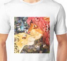 lion king collage Unisex T-Shirt