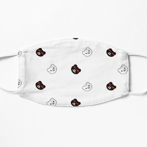 Monokuma Pattern Mask