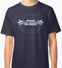 Star Burns Classic T-Shirt