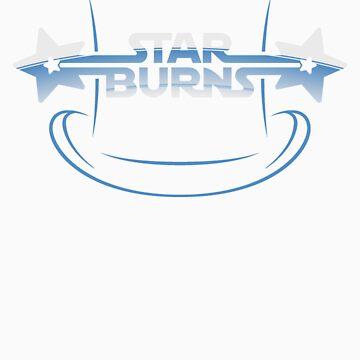 Star Burns by powerpig