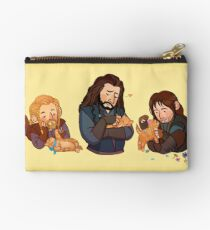 The Durins and the Kitten Studio Pouch
