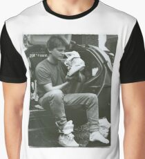 Marty Mcfly Back to the future Graphic T-Shirt