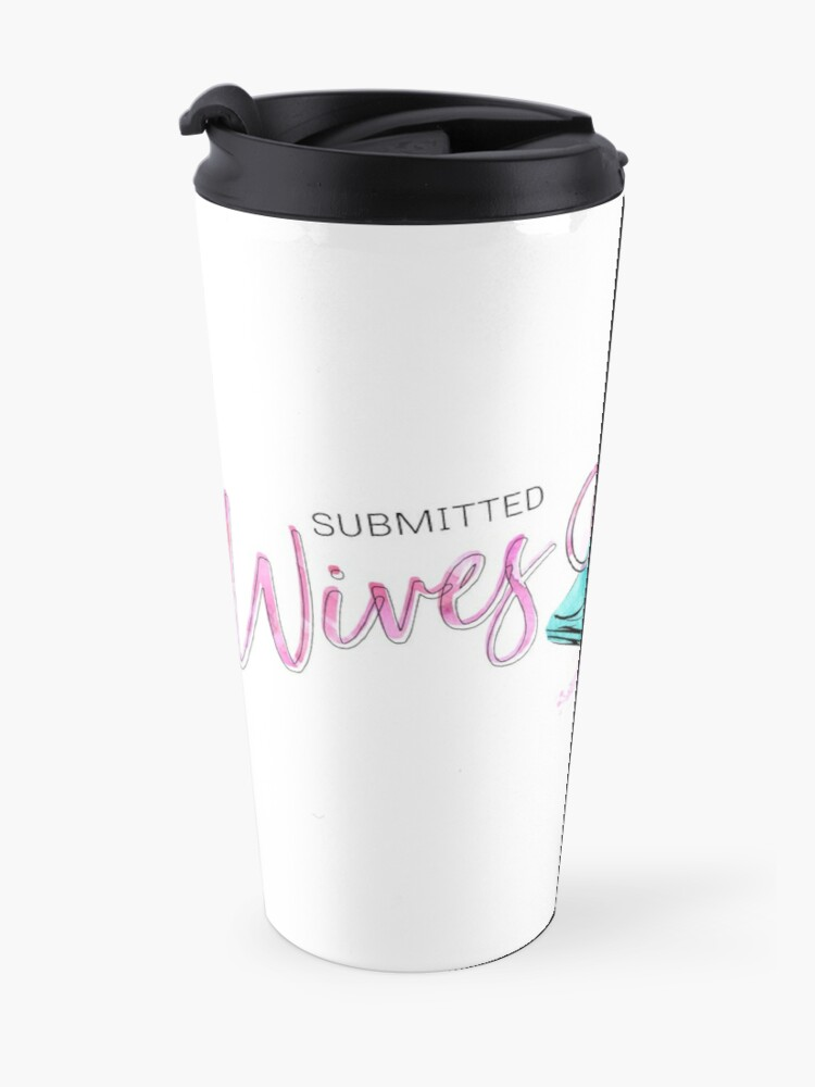 Alternate view of Wifetribe accesories  Travel Mug