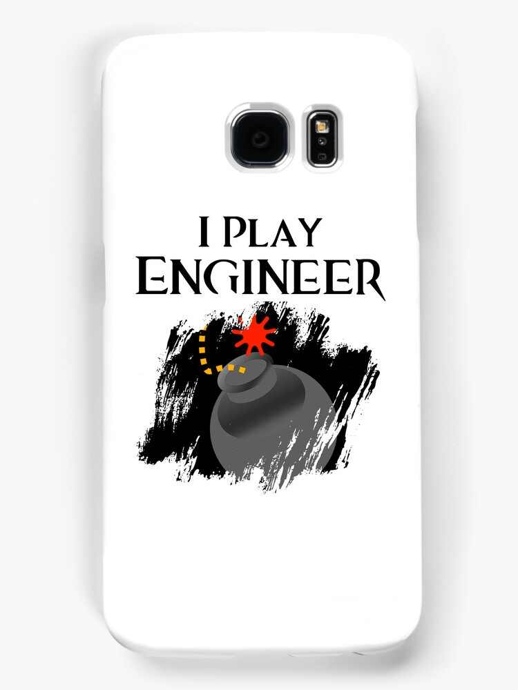 I Play Engineer by ScottW93