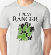 I Play Ranger Unisex T-Shirt