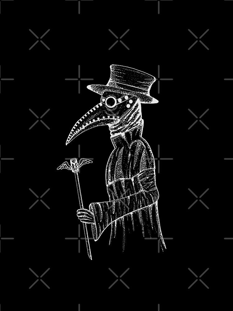 Plague Doctor  by StilleSkygger