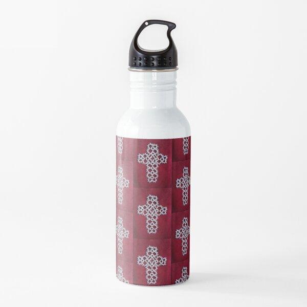 My Cross to Bear Witness Water Bottle