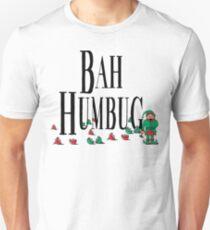 BAH HUMBUG Christmas T-Shirt T-Shirt