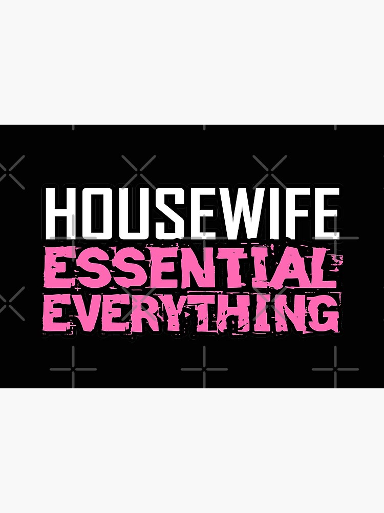 Housewife Essential Everything design by Mbranco