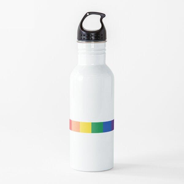 Rainbow Bar  Water Bottle