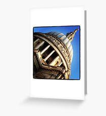 St Paul's Greeting Card