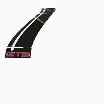 Monaro GTS stripe  by alastairc