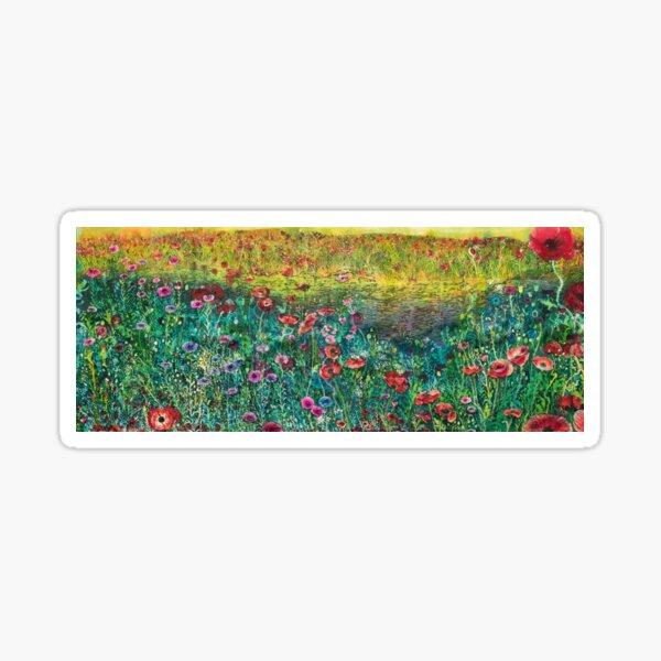 Poppytime Sticker