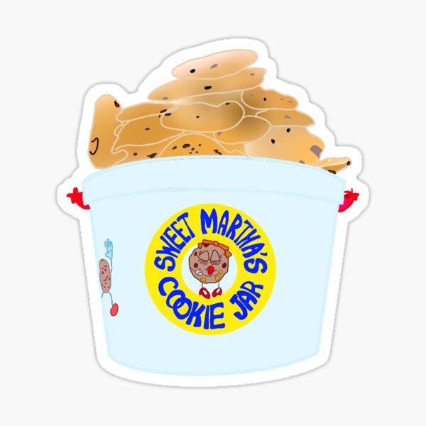 Sweet Martha's Sticker