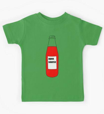 open source (sauce) Kids Clothes