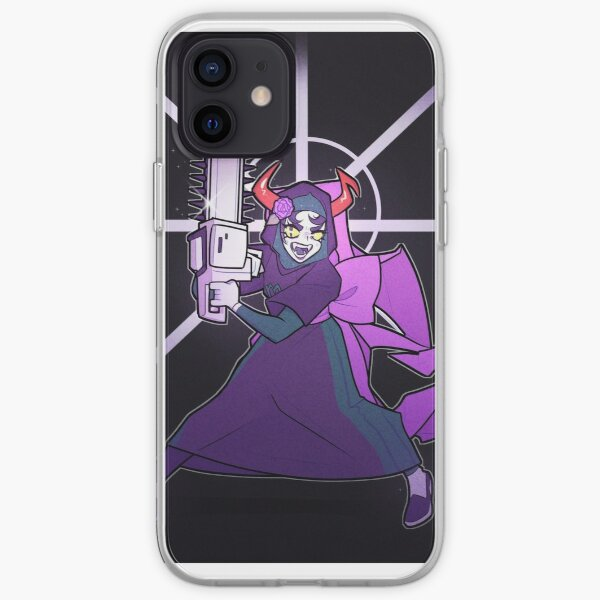 Angry Kanaya iPhone Soft Case