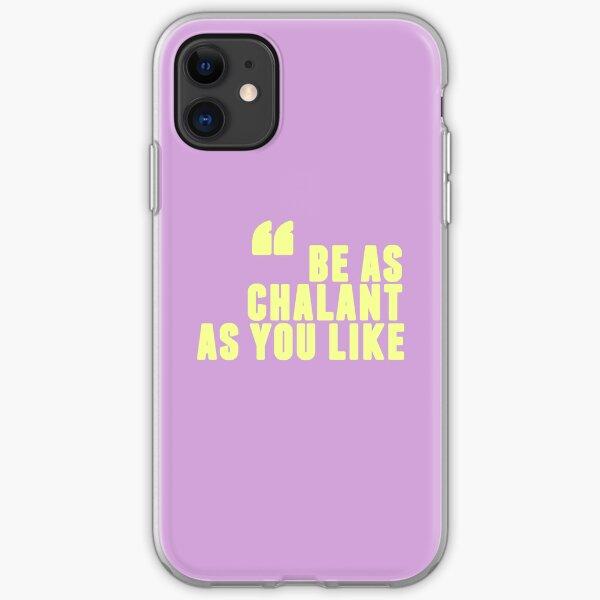 Chalant iPhone Soft Case