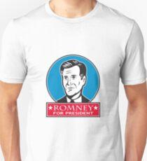 Mitt Romney For American President T-Shirt