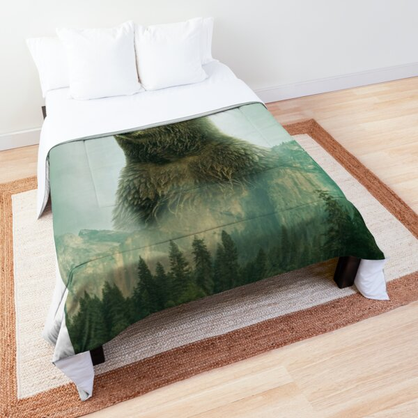 Bear mythical  Comforter