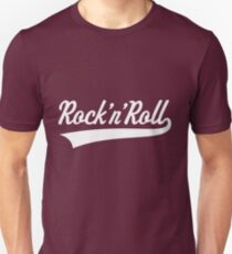 Rock 'n' Roll (White) Unisex T-Shirt