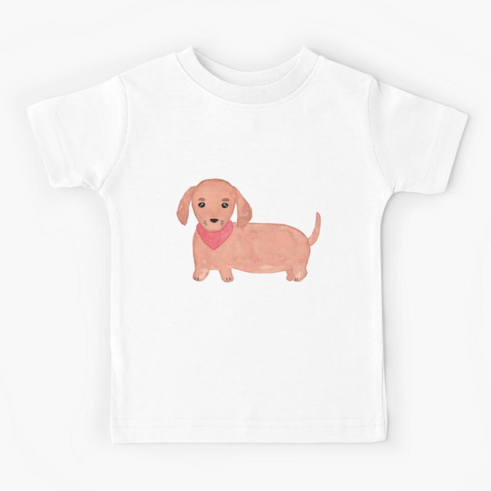 Dachshund - Sausage Dog  Kids T-Shirt