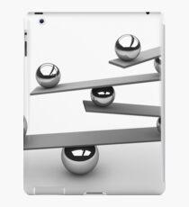 Keep balance  iPad Case/Skin