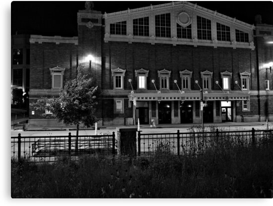 Sioux Falls Coliseum  by Scott Hendricks