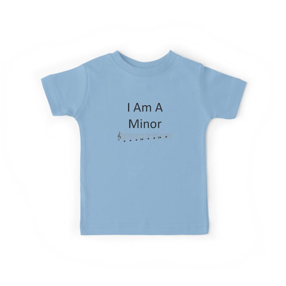 I Am A Minor by taiche