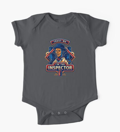 Trust The Inspector Kids Clothes