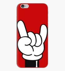 COOL FINGERS iPhone Case