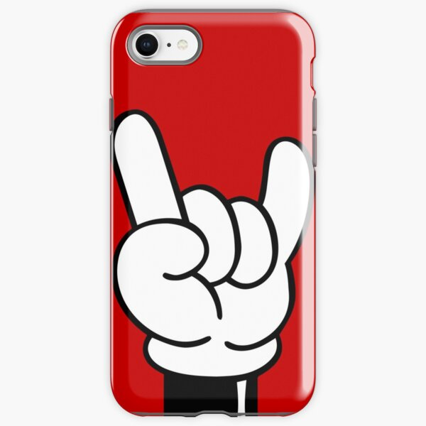 COOL FINGERS iPhone Tough Case