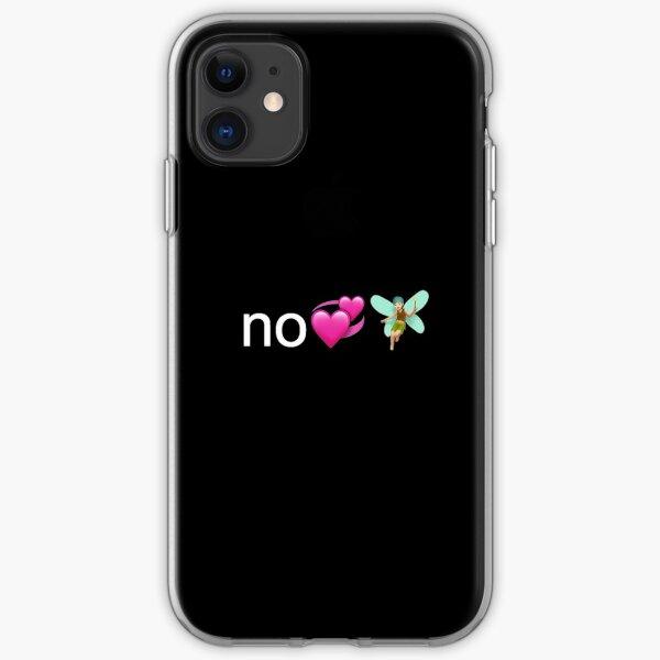 no but sarcastic fairy trend iPhone Soft Case