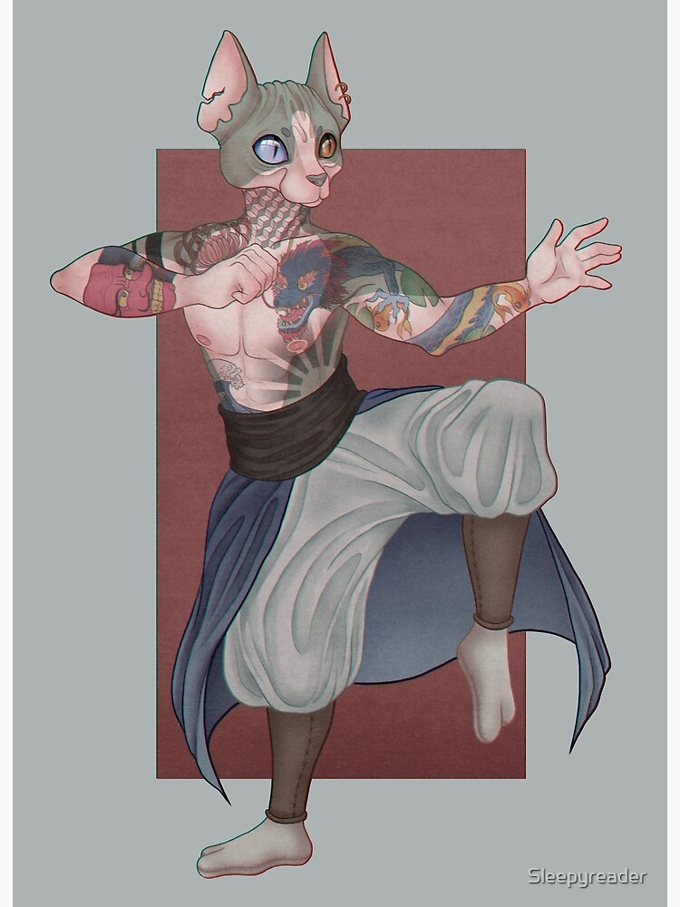 Sphynx Ink Art Board Print By Sleepyreader Redbubble Looks amazing, and great name and backstory! sphynx ink art board print by sleepyreader redbubble