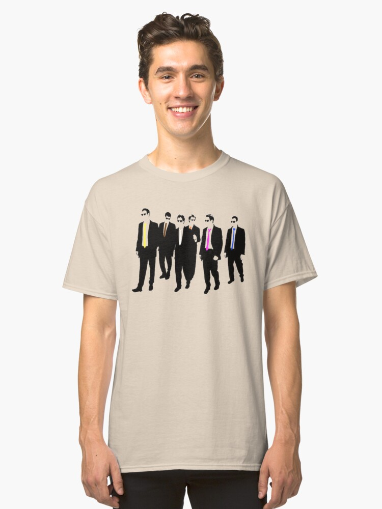 THE DOG PACK Classic T-Shirt Front