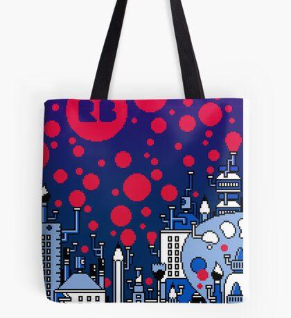 REDBUBBLE CITY! Tote Bag