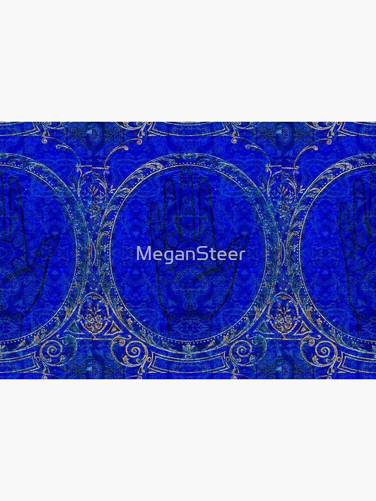 The Fortune Teller in Blue by MeganSteer