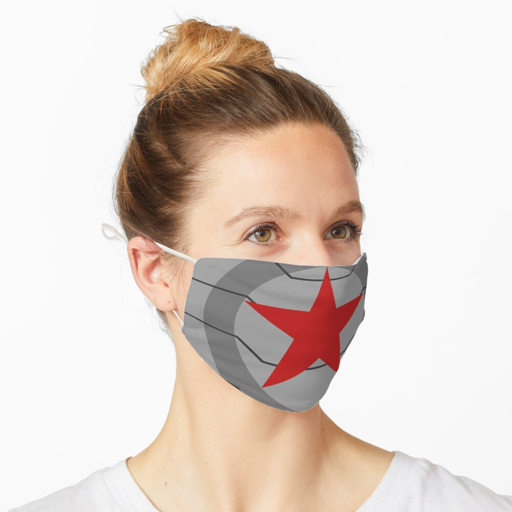 Winter Soldier Arm Mask