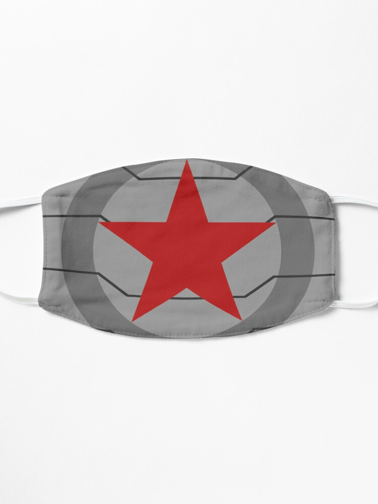 Alternate view of Winter Soldier Arm Mask