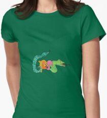 Gross Womens Fitted T-Shirt