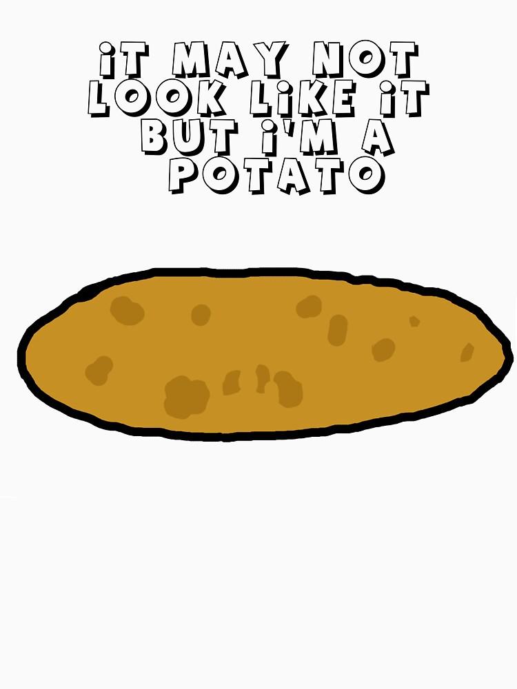 I am a Potato by ImmaGamer73