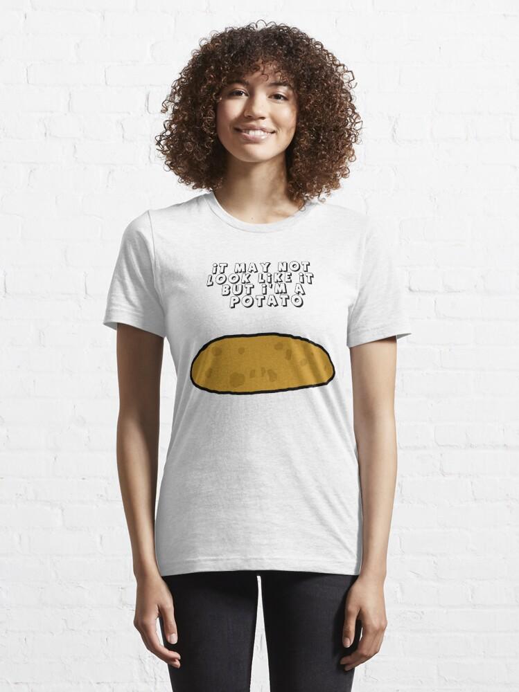 Alternate view of I am a Potato Essential T-Shirt