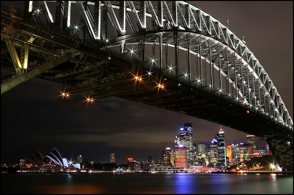 Sydney Harbour Bridge by kcy011
